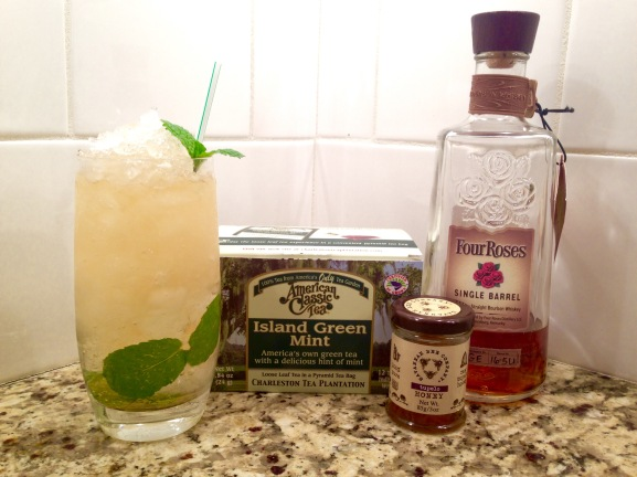 Mint Tea Julep