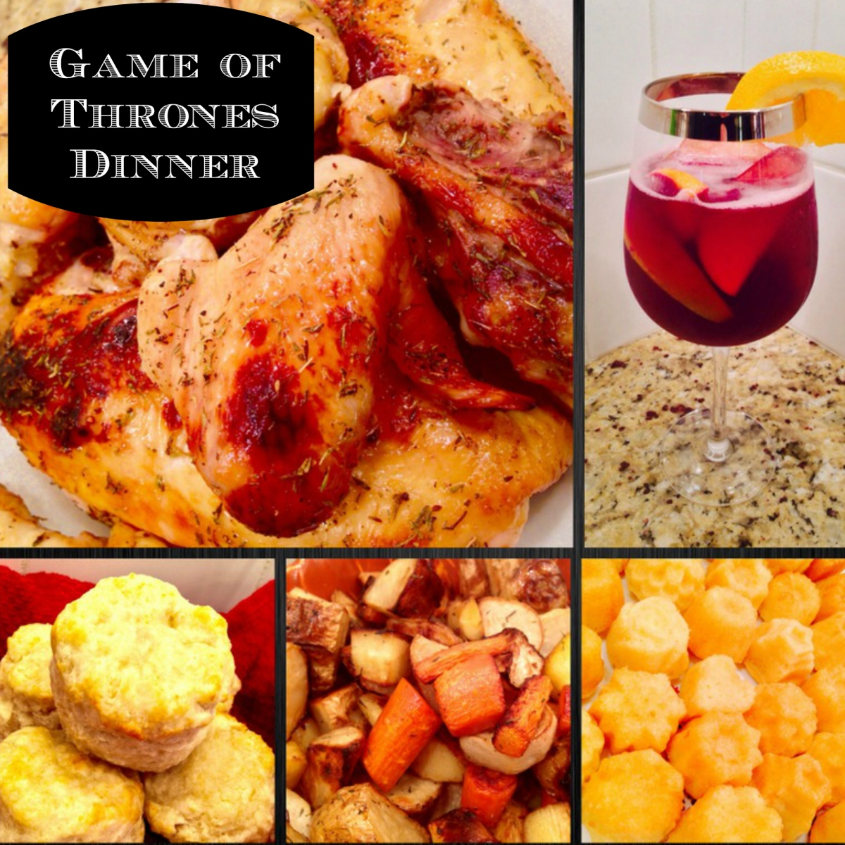 How To: Throw A Game Of Thrones Themed Dinner
