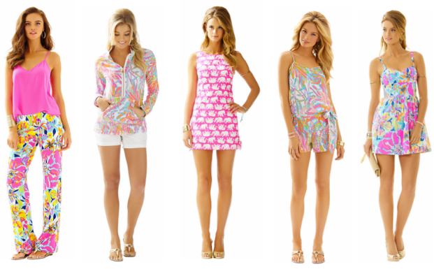 Lilly Summer Line