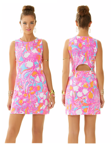 Lilly cutout dress