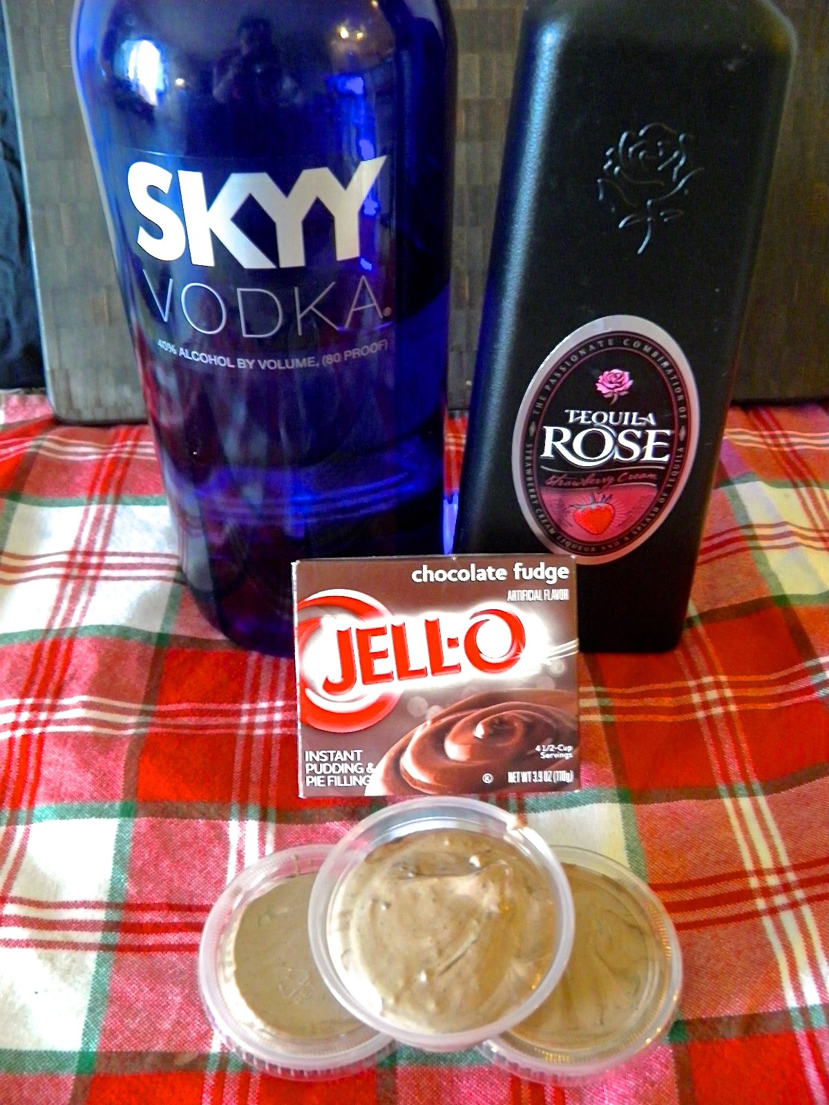 Tequila Rose Inspired Cocktails Pudding Shots The Daily Soire