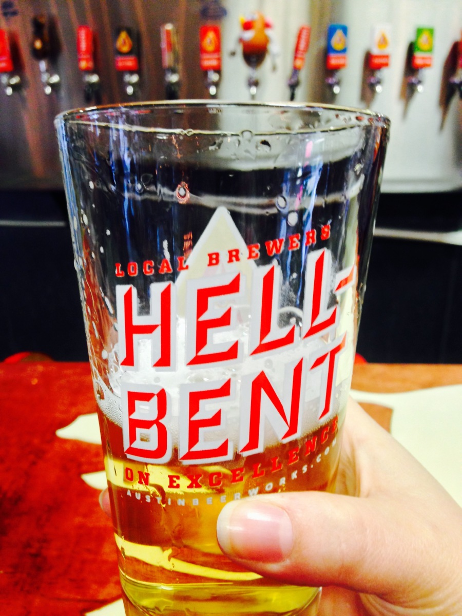 Drink Here Austin Beerworks The Daily Soir 233 E