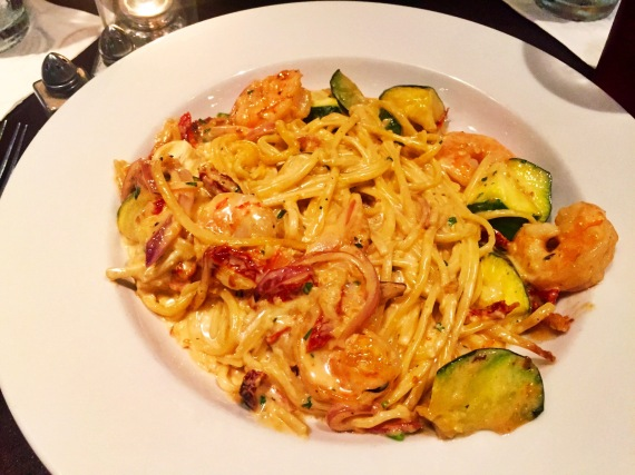 Shrimp Linguini The Public Kitchen Savannah, GA