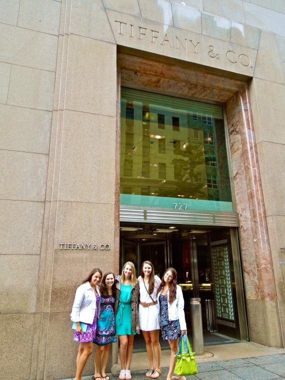 NYC Tiffany & Co