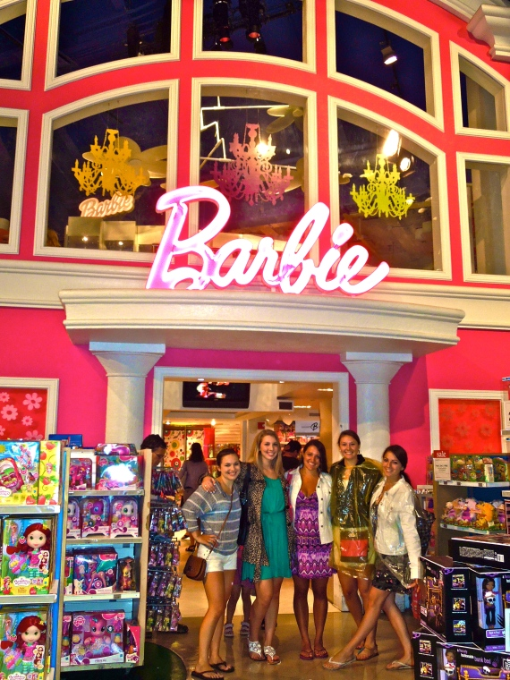 NYC Barbie Dream Home