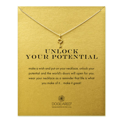 Unlock Your Potential Dogeared