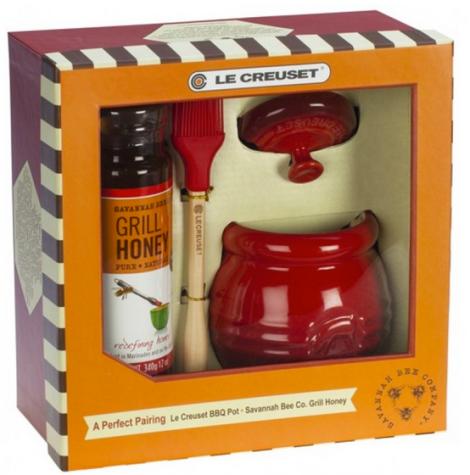 Savannah Bee Company Grilling Honey