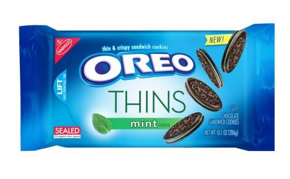 Mint OREO Thins