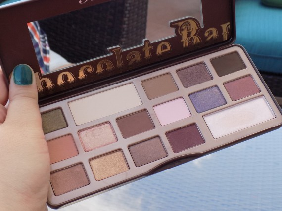 The Chocolate Bar Eye Pallet