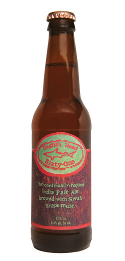 Dogfish Head Sixty-One Minute
