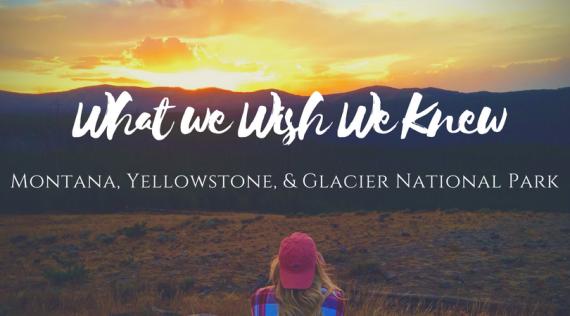 What we Wish We Knew